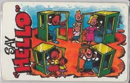 PHONE CARD -SUDAFRICA (E41.32.4 - Zuid-Afrika