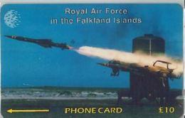 PHONE CARD -FALKLAND (E41.33.2 - Falklandeilanden