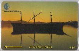 PHONE CARD -FALKLAND (E41.33.5 - Falklandeilanden
