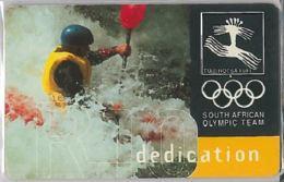 PHONE CARD -SUDAFRICA (E41.33.8 - Zuid-Afrika