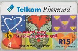 PHONE CARD -SUDAFRICA (E41.34.2 - Zuid-Afrika