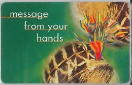 PHONE CARD -SUDAFRICA (E41.34.6 - South Africa