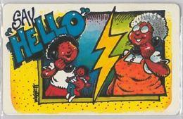 PHONE CARD -SUDAFRICA (E41.34.7 - Sudafrica