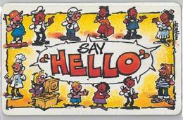 PHONE CARD -SUDAFRICA (E41.35.1 - Zuid-Afrika