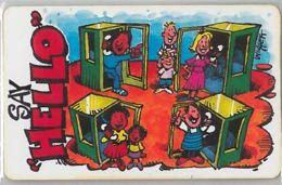 PHONE CARD -SUDAFRICA (E41.35.2 - Sudafrica