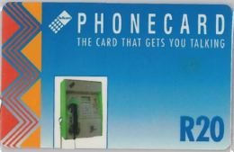 PHONE CARD -SUDAFRICA (E41.35.3 - Sudafrica