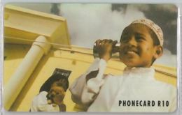 PHONE CARD -SUDAFRICA (E41.36.1 - Sudafrica