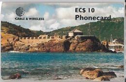 PHONE CARD -ANTIGUA&BARBUDA (E41.38.6 - Antigua En Barbuda