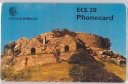 PHONE CARD -ANTIGUA&BARBUDA (E41.38.7 - Antigua En Barbuda