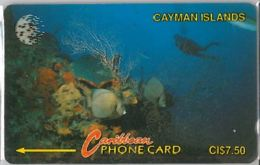 PHONE CARD -CAYMAN (E41.39.8 - Isole Caiman