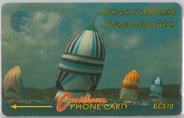 PHONE CARD -ANTIGUA&BARBUDA (E41.40.1 - Antigua En Barbuda