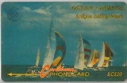 PHONE CARD -ANTIGUA&BARBUDA (E41.40.2 - Antigua En Barbuda