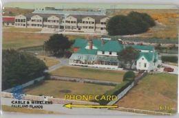 PHONE CARD -FALKLAND (E41.40.3 - Falklandeilanden