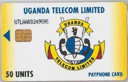 PHONE CARD -UGANDA (E41.41.2 - Uganda