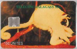 PHONE CARD -MADAGASCAR (E41.41.3 - Madagaskar