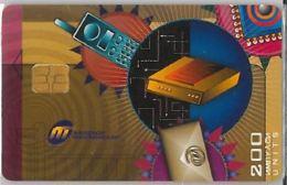 PHONE CARD -MACEDONIA (E41.43.6 - Macedonië