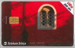 PHONE CARD -SERBIA (E41.44.1 - Jugoslawien