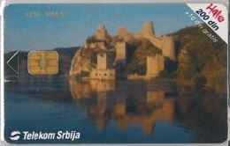 PHONE CARD -SERBIA (E41.44.2 - Joegoslavië