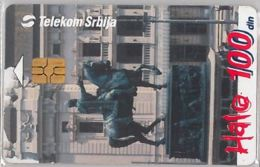 PHONE CARD -SERBIA (E41.44.3 - Joegoslavië