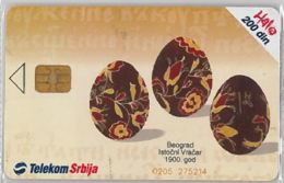 PHONE CARD -SERBIA (E41.44.5 - Jugoslawien