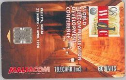 PHONE CARD -MALTA (E41.45.4 - Malte