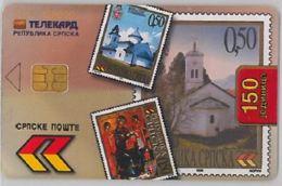 PHONE CARD -BOSNIA ERZEGINA (E41.45.6 - Bosnië