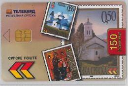 PHONE CARD -BOSNIA ERZEGINA (E41.45.7 - Bosnië