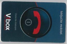 PHONE CARD -BOSNIA ERZEGINA (E41.46.1 - Bosnië