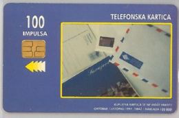 PHONE CARD -BOSNIA ERZEGINA (E41.46.2 - Bosnië