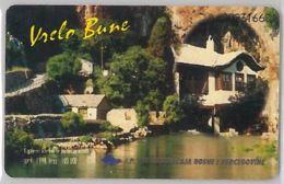 PHONE CARD -BOSNIA ERZEGINA (E41.46.3 - Bosnia