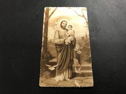 503 - Jesus Et Le Père - Santini