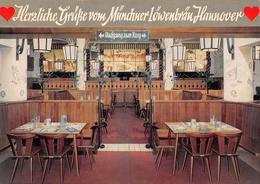 Allemagne - Basse-Saxe - Hannover - Hanovre - Münchner Löwenbräu - Hannover