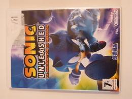 JEU WII SONIC UNLEASHED  Pour Nintendo SEGA - Sega