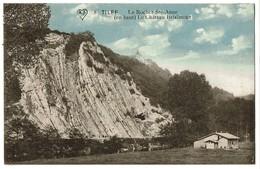 Tilff - Le Rocher Ste-Anne - En Haut Le Château Brialmont - 1912 - 2 Scans - Esneux