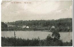 Parc De Genval - Vue Du Lac - 1913 - Edit. Beyens Genval - 2 Scans - Rixensart