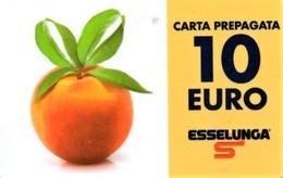 *ITALIA - ESSELUNGA - GIFT CARD (12/2021)* - Cartes Cadeaux