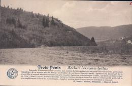 Trois-Ponts Rochers Des Coeurs Fendus - Trois-Ponts