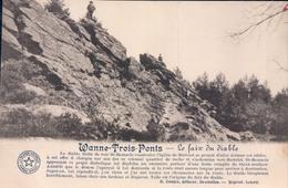 Wanne-Trois-Ponts Le Faix Du Diable - Trois-Ponts