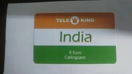 India-tele King-(84)(6€)(1card)(307063568)(look Out Side)-used Card+2 Card Prepiad Free - India
