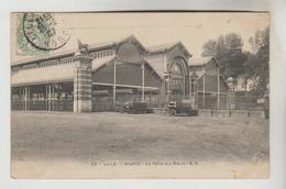 CPA LILLE (Nord) - L'Abattoir, La Halle Aux Boeufs - Lille