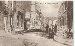 Wezet - Visé - Visé Après Le Bombardement - Belgica V.C. & Cie - Visé