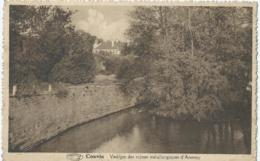 Couvin - Vestiges Des Ruines Métallurgiques D'Anonay - Preaux à Ghlin - Editeur V. Leblon - Couvin