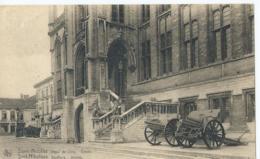 Sint-Niklaas - Saint-Nicolas - Hôtel De Ville - Entrée - 1922 - Sint-Niklaas