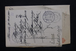 ALLEMAGNE - Document De Gethles En 1904 - L 24822 - Germany