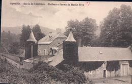 Aywaille Bords De L'Amblève Château Et Ferme De Martin-Rive - Aywaille