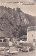 Aywaille Les Ruines Du Château Des Quatre Fils Aymon Et La Crrière De Raborive - Aywaille