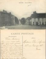 [504905]France  - (59) Nord, Bailleul, Route De Méteren - Francia