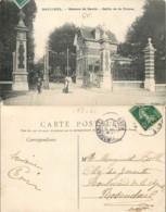 [504906]France  - (59) Nord, Bailleul, Maison De Santé, Grille De La Ferme - Francia