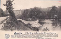 Aywaille L'Amblève Et Ruines Du Vieux Château - Aywaille