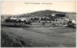 24 VERGT - Vue Générale - France